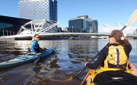 Melbourne: 1.5-Hour City Sights Kayak Tour