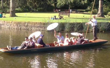 Melbourne Highlights & Punting in the Botanic Gardens