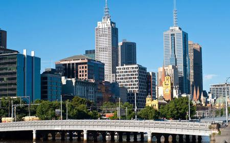 Melbourne City Half Day Tour with Spanish/Italian Guide