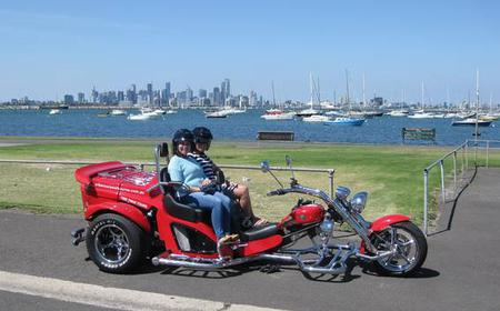 West Gate and Williamstown Trike Tour