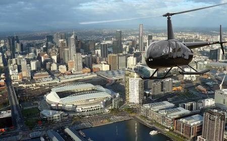 Melbourne Helicopter Flight: 20-Minute Private Tour