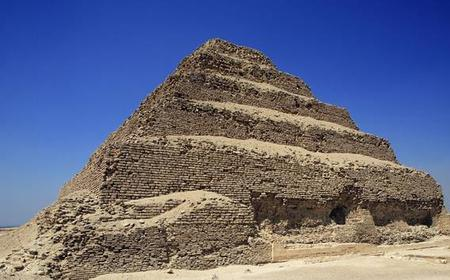 Day Tour to Dahsur, Sakkara & Memphis from Cairo