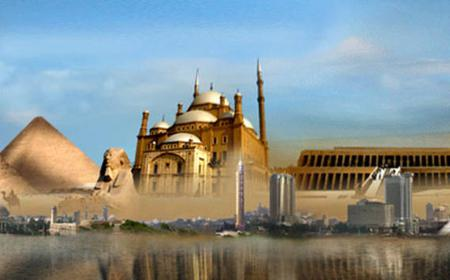 From Suez Port: Private Day Tour to the Pyramids & Memphis
