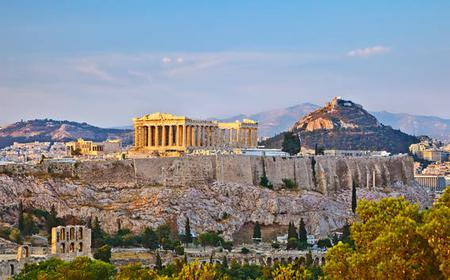 Athens Sightseeing: The Acropolis & The New Acropolis Museum