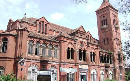 Chennai Heritage Buildings & Local Culture Private Tour