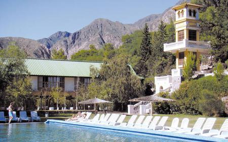 Mendoza Thermal Baths 4-Day Tour