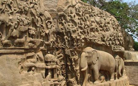 Day Tour to Mahabalipuram from Chennai