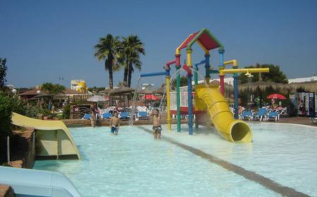 Aquacenter Water Park Menorca Ticket