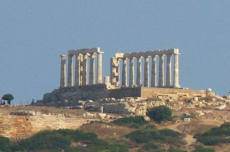 Cape Sounion Half Day Private Self Guided Tour from Athens