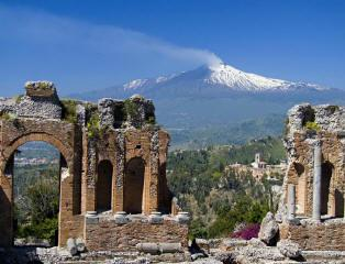 Messina Shore Excusrion: The Godfather & Taormina