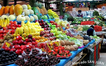 Markets of Mexico City Half-Day Walking Tour