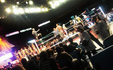 Lucha Libre Tickets: Wrestling Show Mexico City