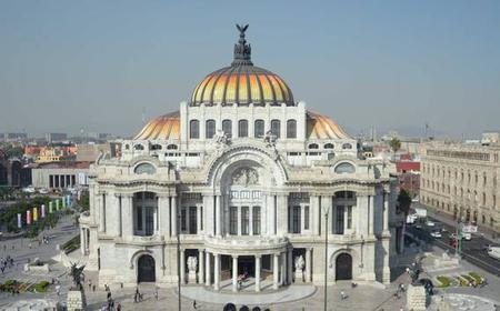 Mexico City Tour with Anthropology Museum