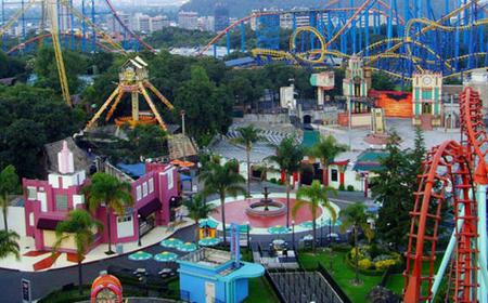 Six Flags Mexico City: Tickets and Transfer