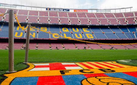 Camp Nou Experience with F.C. Barcelona Museum Ticket
