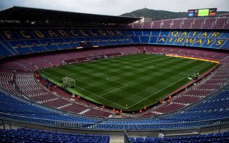 FC Barcelona Home Games in Camp Nou Stadium
