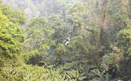 Chiang Mai: 2-Day Segway Tour & Zip Line Canopy
