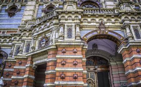 Architecture Tour of Buenos Aires by Private Car