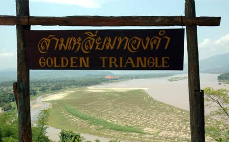 Golden Triangle Explorer 3-Day Tour from Chiang Rai