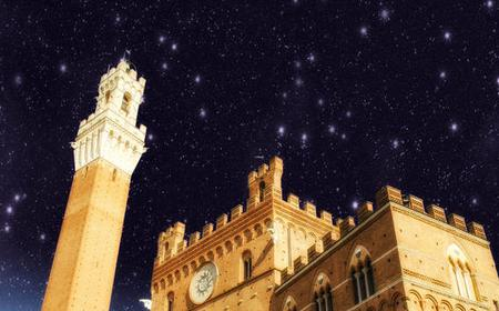Chianti and Siena Day Tour with Piazza del Campo Dinner