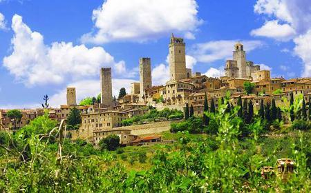 Full-Day San Gimignano, Siena & Chianti Tour from Pisa