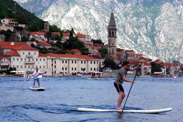 Kotor Rivera Stand-Up-Paddling and Bike Adventure