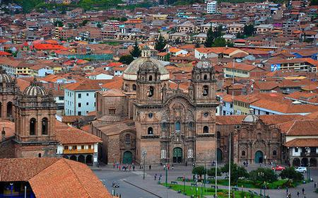 One-Way Cusco Airport Arrival Transfer