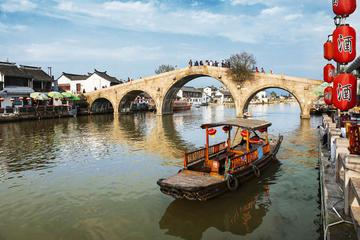 Private Day Tour to Zhujiajiao Water Village from Shanghai