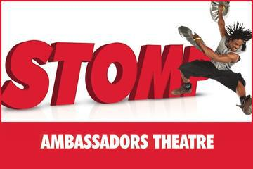 Stomp Theater Show in London