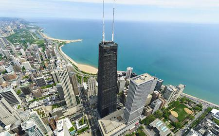 360 Chicago Tickets (formerly John Hancock Observatory)