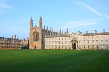 Private 2-Hour Cambridge Walking Tour