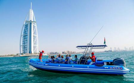 90 Minute Palm & Burj Al Arab Rib Tour