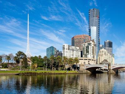 Melbourne City Tour with Eureka Skydeck 88