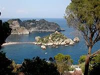 Taormina Walking Tour and Private Boat Ride from Messina