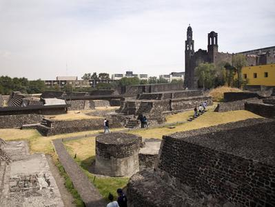 Guadalupe Shrine and Teotihuacan Pyramids