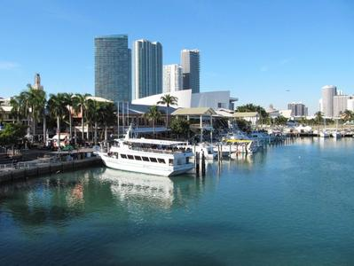 Biscayne Bay Boat Tour from Miami