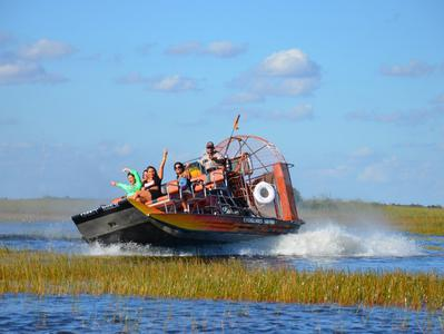 Everglades Morning Airboat Adventure