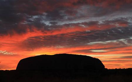 Alice Springs: 3-Day Camping Tour to Ayers Rock