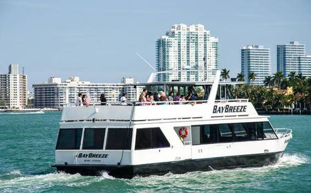 Miami: 1.5-Hour Boat Tour of Biscayne Bay