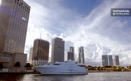 90-Minute Sightseeing Cruise on Miami's Biscayne Bay