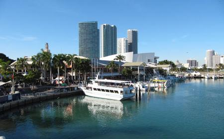 Miami: 90-Minute Biscayne Bay Sightseeing Cruise