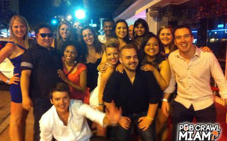 Pub Crawl Miami: South Beach 3-Hour Tour