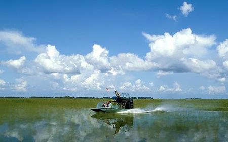 Everglades Airboat Safari & Native American Reservation