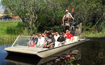 Florida Everglades Tour from Miami