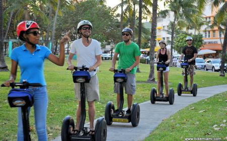 South Beach Art Deco Segway Tour