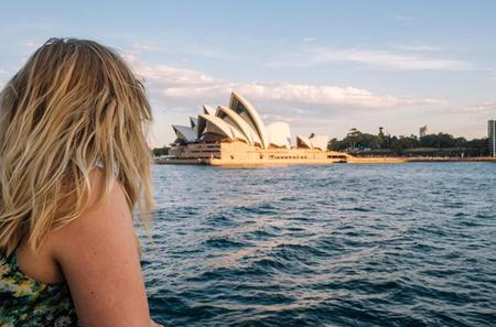 24-Hour Pass: Sydney Harbour Hop-On Hop-Off Cruise with Optional Taronga Zoo Admission