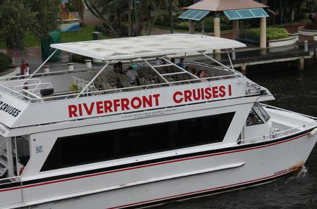 Riverfront Booze Cruise from Downtown Fort Lauderdale