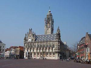 Walking Tour of Middelburg