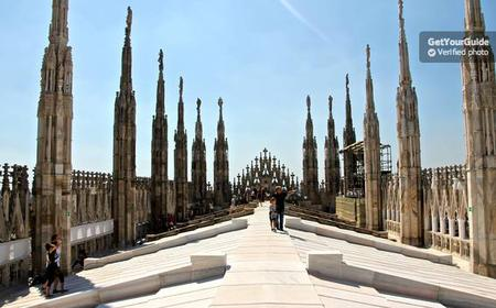 Milan Duomo and Terraces Ticket with Audio Guide