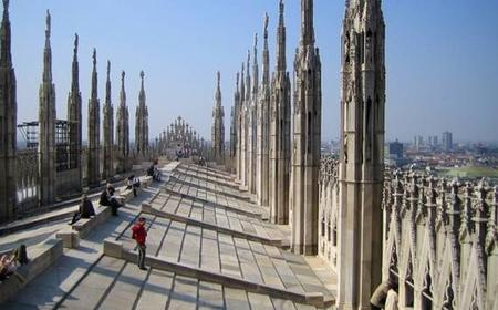 Milan Skip-the-Line Tour of the Rooftop of the Duomo
